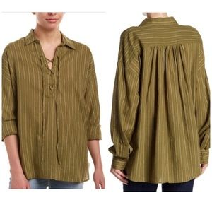 NWT FREE PEOPLE | Under the Boardwalk Top Sz. S